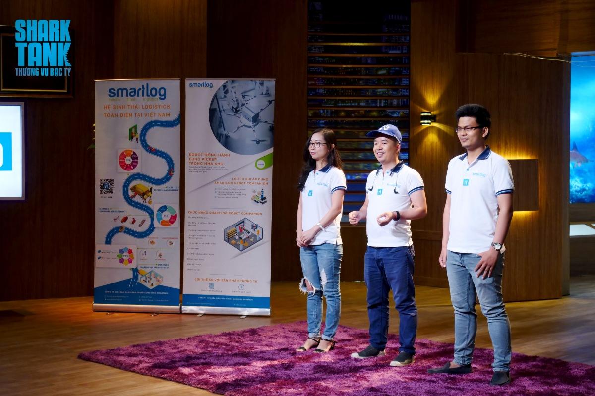 Day #207: Smartlog @ Sharktank Vietnam mùa2